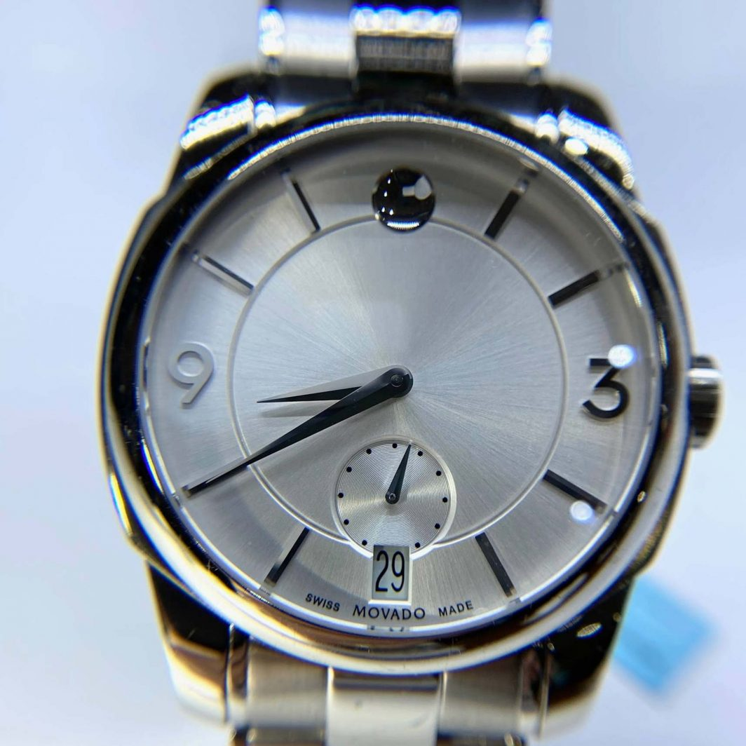 Movado LX Gentlemen's Bracelet Watch_01