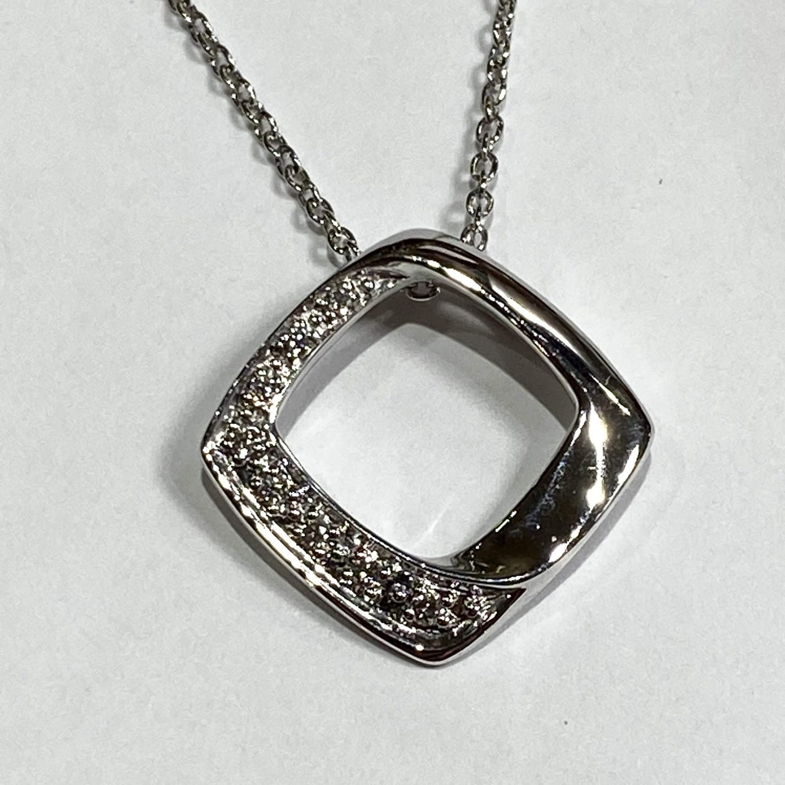 Silver-Necklace