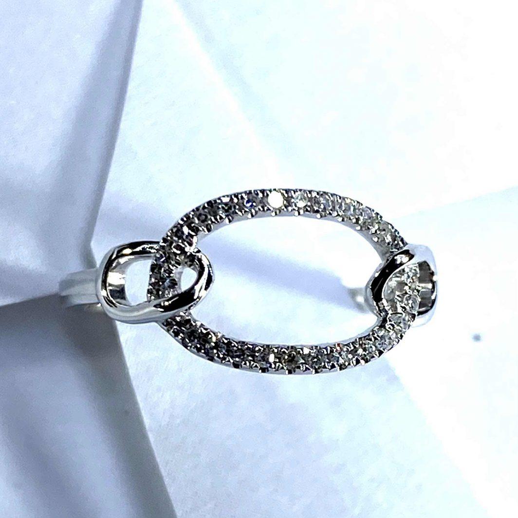 14K Fashion Ring Diamond (107-401)