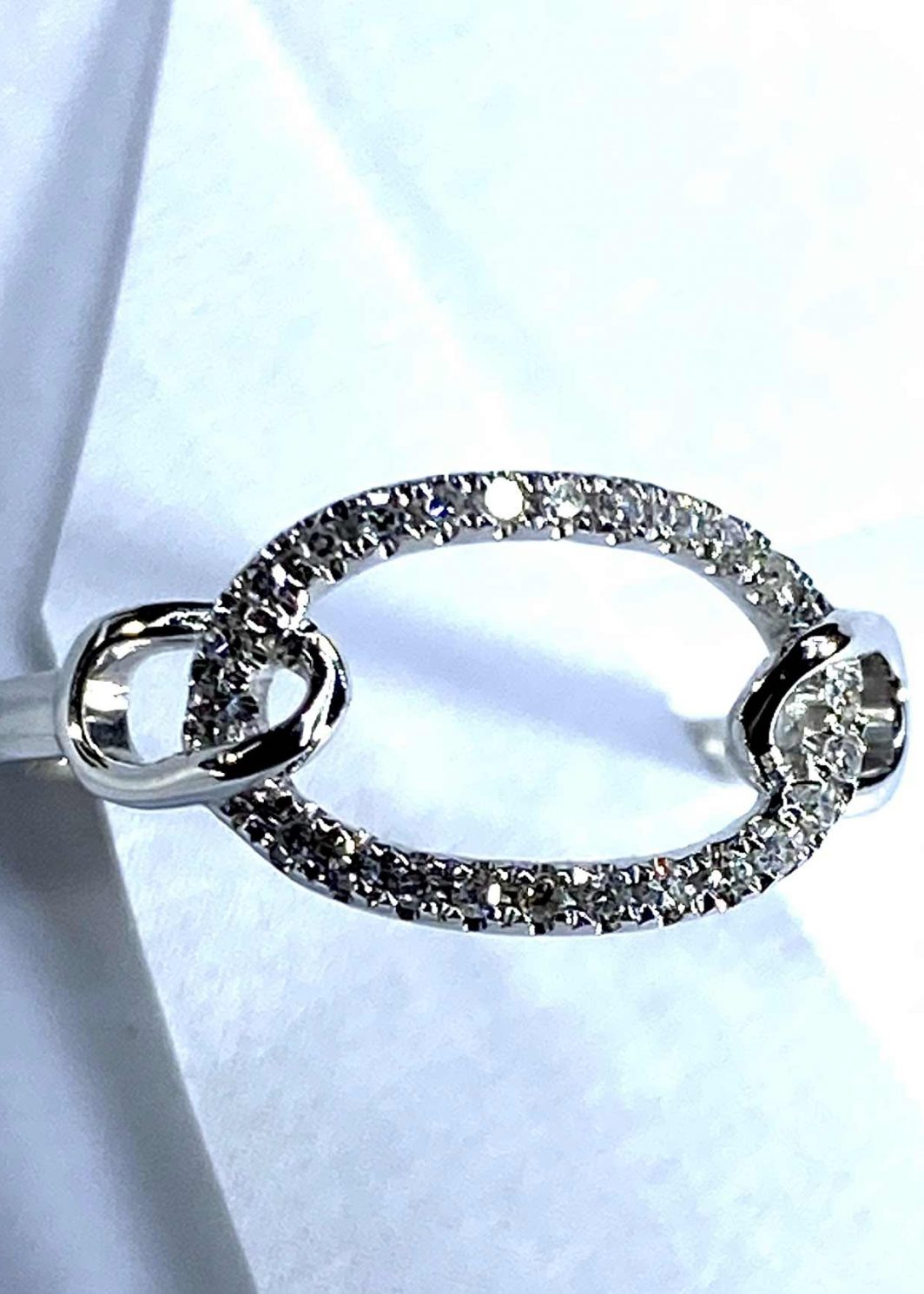 14K Fashion Ring Diamond (107-401)