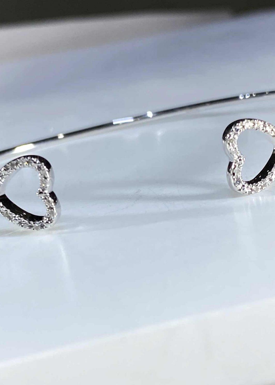 Sterling Silver Cuff Bracelet (610-247)